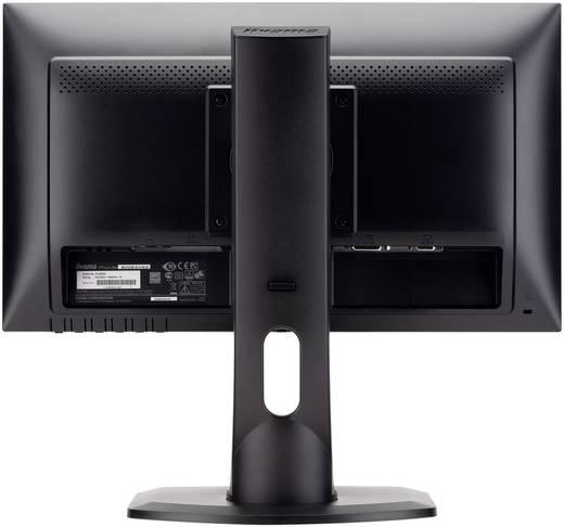 Iiyama B2083HSD LED-Monitor 49.5 cm (19.5 Zoll) EEK n.rel. 1600 x 900 Pixel WSXGA 5 ms VGA, DVI, Kopfhörer (3.5 mm Klink