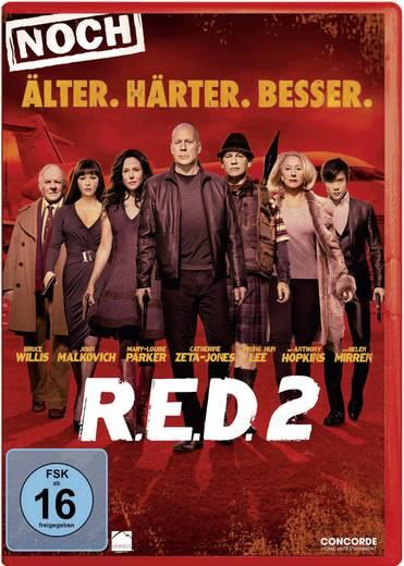 DVD R.E.D. 2 - Noch Älter. Härter. Besser. FSK: 16