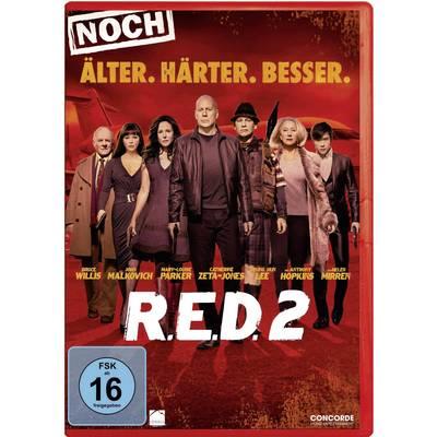 DVD R.E.D. 2 - Noch Älter. Härter. Besser. FSK: 16 Preisvergleich