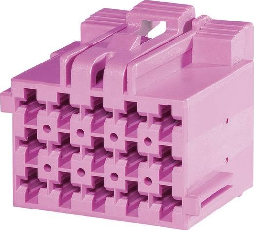 Buchsengehäuse-Kabel J-P-T Polzahl Gesamt 15 TE Connectivity 1-967623-6 Rastermaß: 5 mm 1 St.