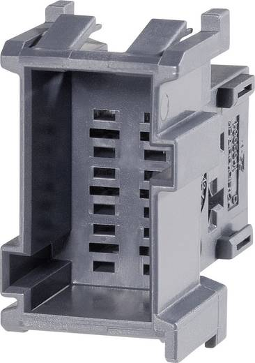 Buchsengehäuse-Kabel J-P-T Polzahl Gesamt 9 TE Connectivity 1-967626-4 Rastermaß: 5 mm 1 St.