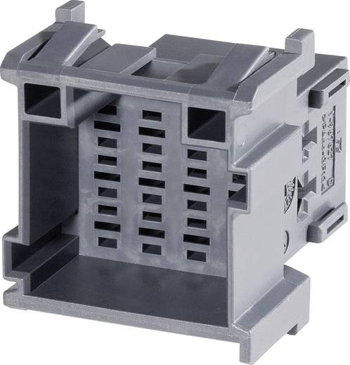 TE Connectivity Buchsengehäuse-Kabel J-P-T Polzahl Gesamt 12 Rastermaß: 5 mm 1-967627-3 1 St.