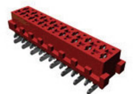 TE Connectivity Buchsengehäuse-Platine Micro-MaTch Polzahl Gesamt 4 Rastermaß: 1.27 mm 7-188275-4 1 St.