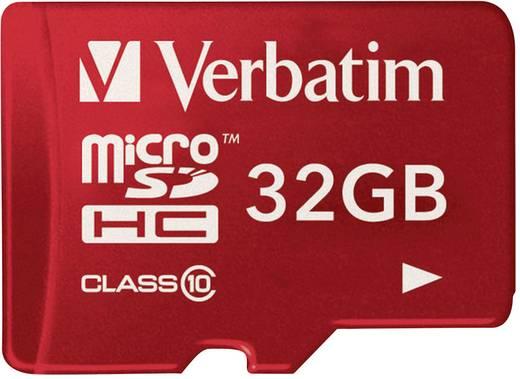 microSDHC-Karte 32 GB Verbatim Tablet Class 10, UHS-I inkl. SD-Adapter