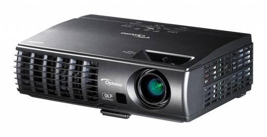 DLP Beamer Optoma W304M Helligkeit: 3100 lm 1280 x 800 WXGA 10000 : 1 Schwarz