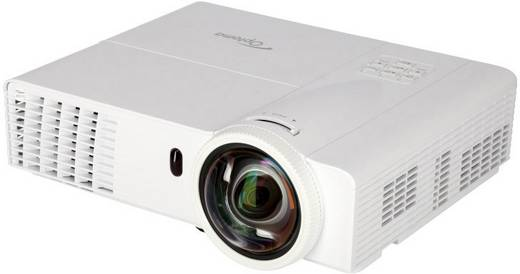 DLP Beamer Optoma X305ST Helligkeit: 3000 lm 1024 x 768 XGA 18000 : 1 Weiß