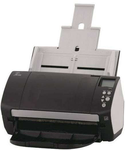 Duplex-Dokumentenscanner A4 Fujitsu fi-7160 1200 x 1200 dpi 60 Seiten/min, 120 Bilder/min USB