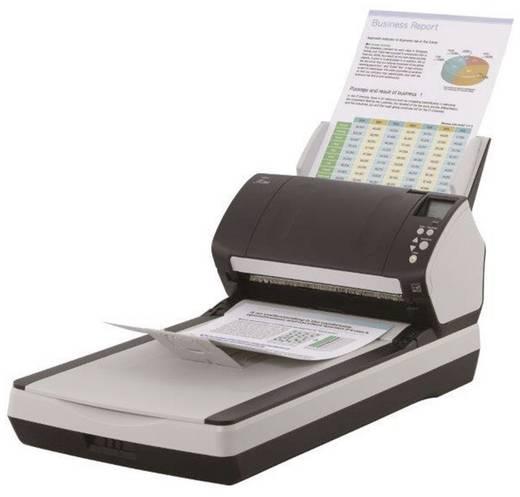 Duplex-Dokumentenscanner A4 Fujitsu PaperStream fi-7260 1200 x 1200 dpi 60 Seiten/min, 120 Bilder/min USB