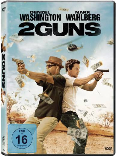 DVD 2 Guns FSK: 16