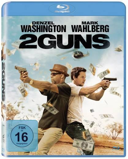 blu-ray 2 Guns FSK: 16