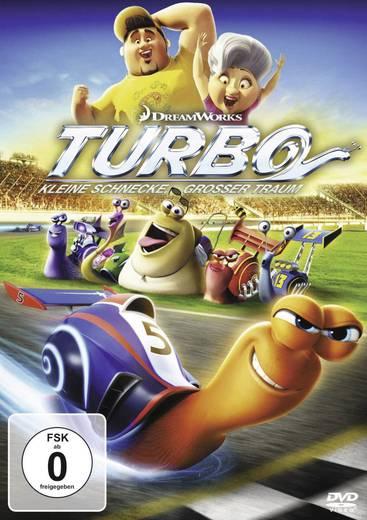 DVD Turbo - Kleine Schnecke, großer Traum FSK: 0