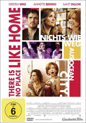 blu-ray There Is No Place Like Home - Nichts wie weg aus Ocean City FSK: 6