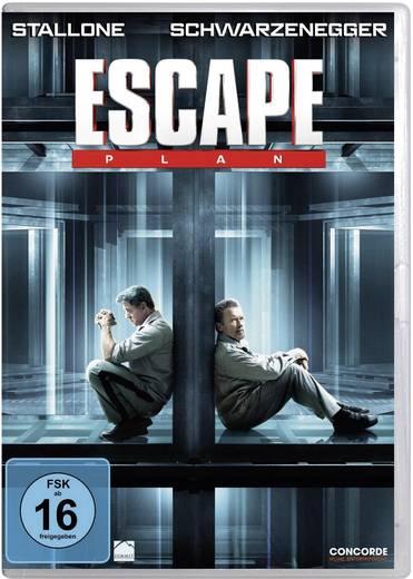 DVD Escape Plan FSK: 16