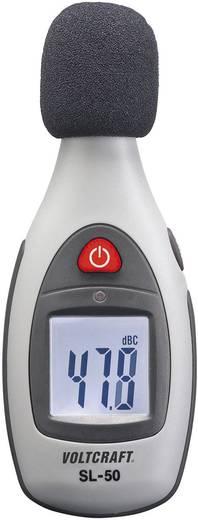VOLTCRAFT SL-50 30 bis 4 kHz 40 - 130 dB Kalibriert nach ISO