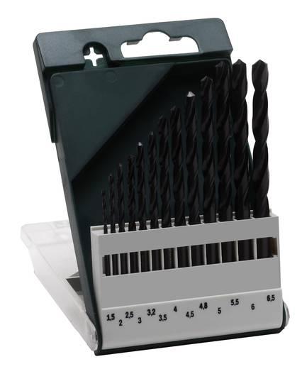 HSS Metall-Spiralbohrer-Set 13teilig Bosch Accessories 2609255031 rollgewalzt Zylinderschaft 1 Set