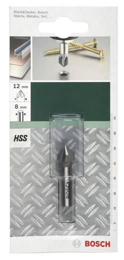 Kegelsenker 8 mm HSS Bosch Accessories 2609255116 Zylinderschaft 1 St.