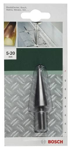 Schälbohrer 3 - 14 mm Chrom-Vanadium-Stahl Bosch Accessories 2609255119 Gesamtlänge 58 mm Zylinderschaft 1 St.