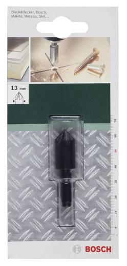 """Kegelsenker 10 mm Werkzeugstahl Bosch Accessories 2609255125 1/4"""" (6.3 mm) 1 St."""