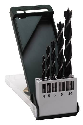 Holz-Spiralbohrer-Set 5teilig Bosch Accessories 2609255214 Zylinderschaft 1 Set