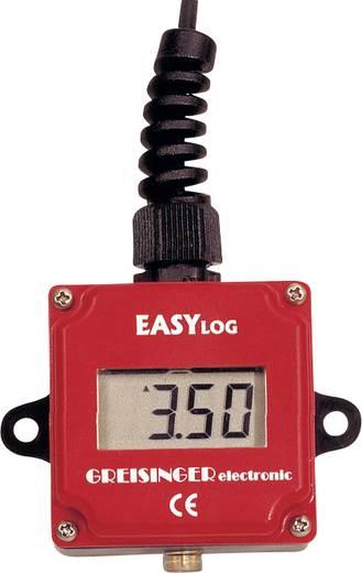 Impuls-Datenlogger Greisinger EASYLOG 40IMP/T Messgröße Impulse 1999 digit 9999 digit Kalibriert nach Werksstandard