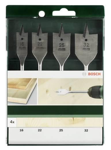 Holz-Fräsbohrer-Set 4teilig 16 mm, 22 mm, 25 mm, 32 mm Bosch Accessories 2609255275 Sechskantschaft 1 Set