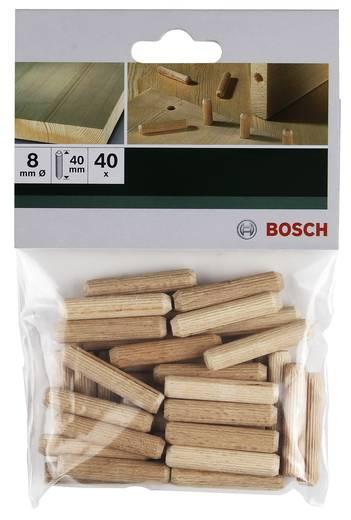 Holzdübel Bosch Accessories 30 mm 6 mm 2609255310 200 Teile