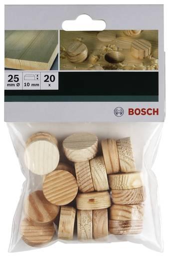 Holzzapfen Bosch Accessories 2609255321 Durchmesser 20 mm 40 St.