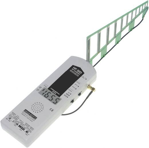 Gigahertz Solutions HF 32D Hochfrequenz (HF)-Elektrosmogmessgerät Kalibriert nach Werksstandard (ohne Zertifikat)