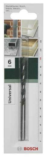 Hartmetall Mehrzweckbohrer 4 mm Bosch Accessories DIY multi 2609255471 Gesamtlänge 75 mm Zylinderschaft 1 St.