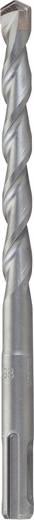 Hartmetall Hammerbohrer 6 mm Bosch Accessories 2609255508 Gesamtlänge 210 mm SDS-Plus 1 St.
