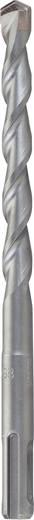Hartmetall Hammerbohrer 8 mm Bosch Accessories 2609255514 Gesamtlänge 210 mm SDS-Plus 1 St.