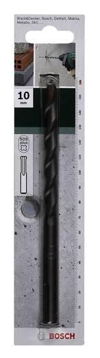 Hartmetall Hammerbohrer 10 mm Bosch Accessories 2609255517 Gesamtlänge 110 mm SDS-Plus 1 St.