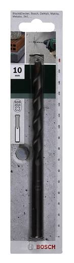 Hartmetall Hammerbohrer 12 mm Bosch Accessories 2609255525 Gesamtlänge 460 mm SDS-Plus 1 St.