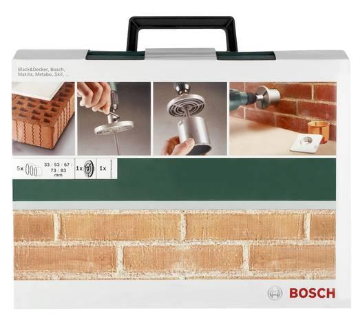 Bosch Accessories 2609255629 Lochsägen-Set 5teilig 1 Set