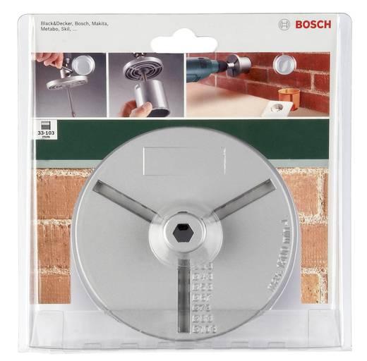 Aufnahmeteller für Lochsäge Bosch Accessories 2609255631 1 St.