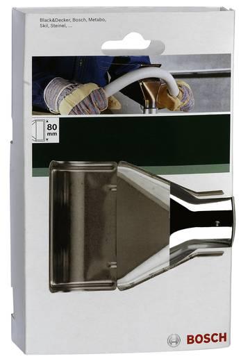 Winkeldüse 80 mm Bosch Accessories 2609255802 Passend für Bosch, Metabo, Skil, Steinel, Black & Decker, Steinel