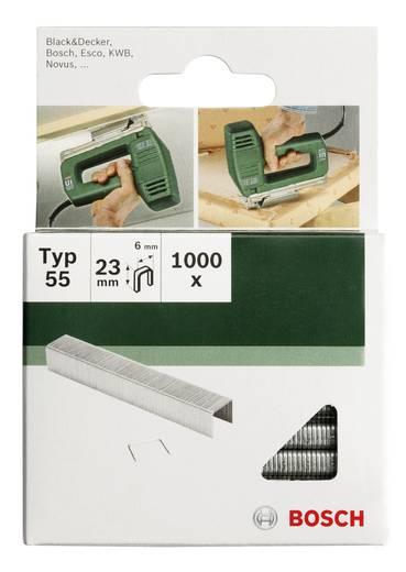 Klammer Typ 55 1000 St. Bosch Accessories 2609255827