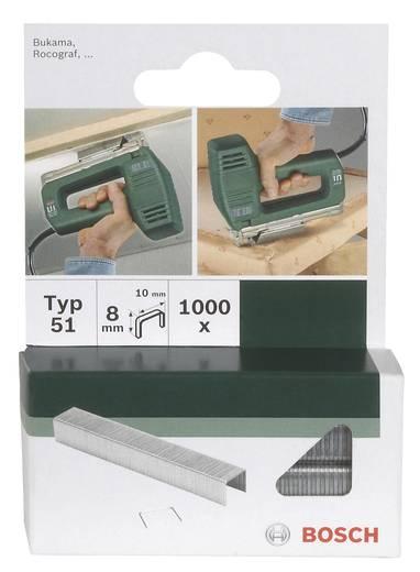 Klammer Typ 51 1000 St. Bosch Accessories 2609255834