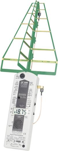 Hochfrequenz (HF)-Elektrosmogmessgerät Gigahertz Solutions HFE 59B Kalibriert nach Werksstandard (ohne Zertifikat)