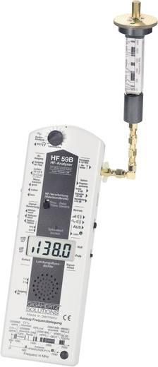 Gigahertz Solutions HFE 59B Hochfrequenz (HF)-Elektrosmogmessgerät Kalibriert nach Werksstandard (ohne Zertifikat)