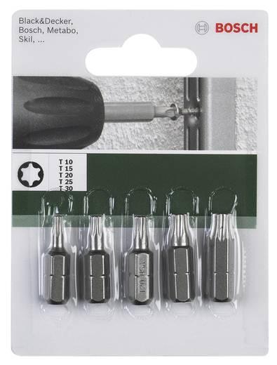 Torx-Bit Bosch Accessories C 6.3 5 St.