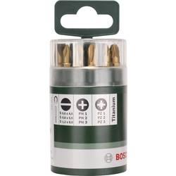 Sada bitov Bosch Accessories 2609255978, 25 mm, 10-dielna