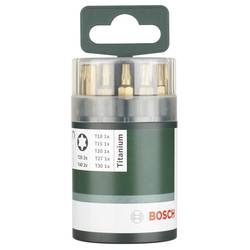 Sada bitov Bosch Accessories 2609255979, 25 mm, TiN, 10-dielna