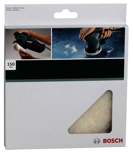 Lammwollhaube für Exzenterschleifer, 150 mm Bosch Accessories 2609256050 1 St.