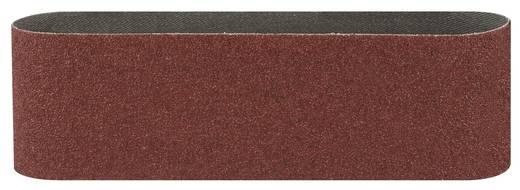 Bosch Accessories 2609256221 Schleifband-Set Körnung 60, 80, 100 (L x B) 533 mm x 75 mm 1 Set