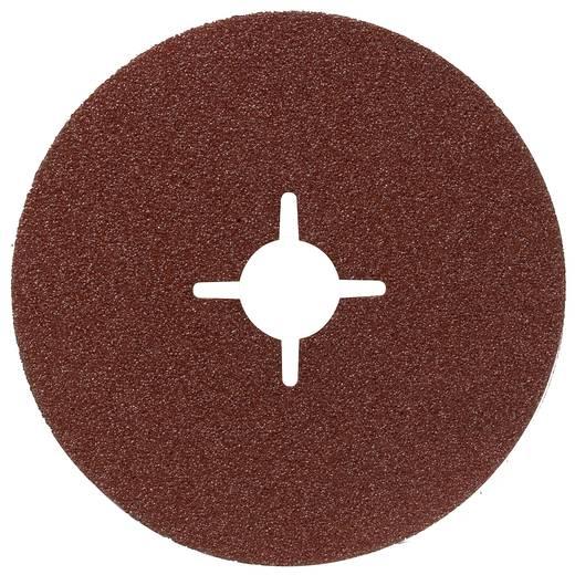 Schleifpapier für Schleifteller Körnung 60 (Ø) 115 mm Bosch Accessories 2609256245 5 St.