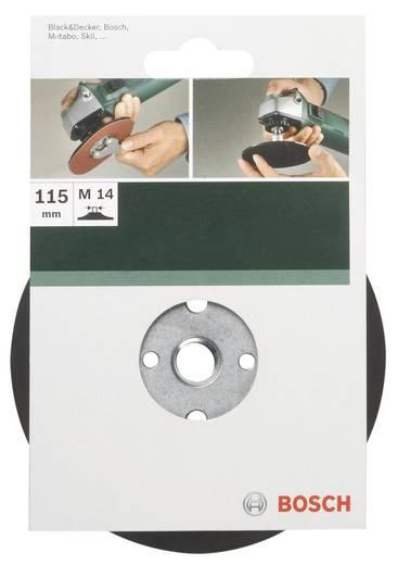 schleifteller f r winkelschleifer spannsystem 125 mm bosch accessories 2609256257 kaufen. Black Bedroom Furniture Sets. Home Design Ideas
