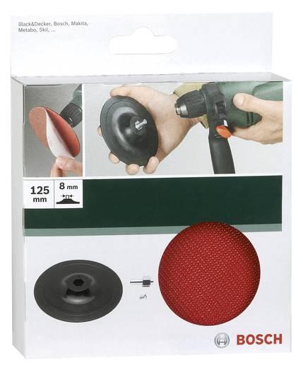 Schleifteller für Bohrmaschinen, 125 mm, Klettsystem Bosch Accessories 2609256280