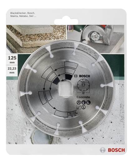 Diamanttrennscheibe Beton Bosch Accessories 2609256413 Durchmesser 115 mm Innen-Ø 22 mm 1 St.