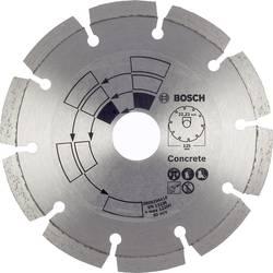 Diamantový kotúč na rezanie betónu D = 230 mm Bosch Accessories 2609256415, Priemer 230 mm, Vnútorný Ø 22 mm, 1 ks